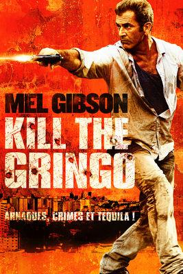Jaquette dvd Kill The Gringo