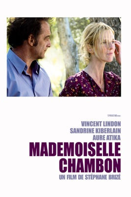 Jaquette dvd Mademoiselle Chambon