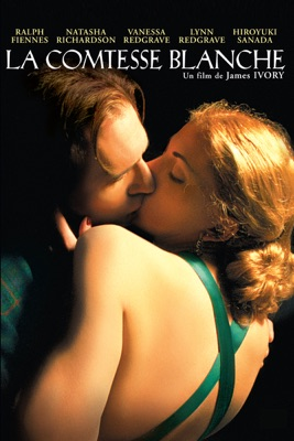 Jaquette dvd La Comtesse Blanche