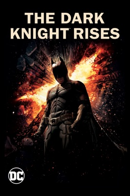 Jaquette dvd The Dark Knight Rises
