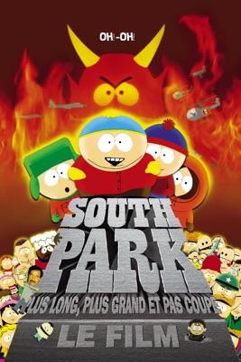 South Park, Le Film - Plus Long, Plus Grand Et Pas Coupé torrent magnet