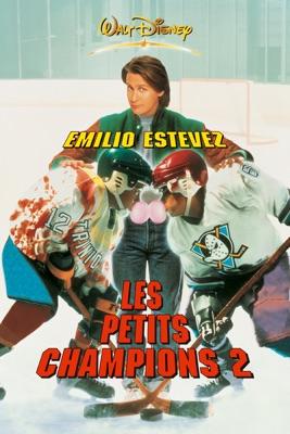 Jaquette dvd Les Petits Champions 2