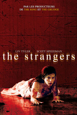 Jaquette dvd The Strangers (VOST)