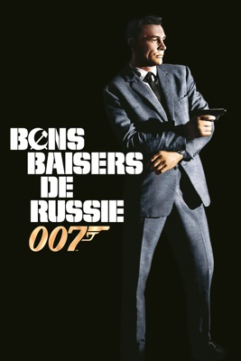 Jaquette dvd Bons Baisers De Russie (From Russia With Love)