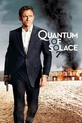 Stream 007 Quantum (Quantum Of Solace) ou téléchargement
