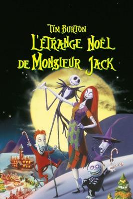 L'étrange Noël De Monsieur Jack en streaming ou téléchargement