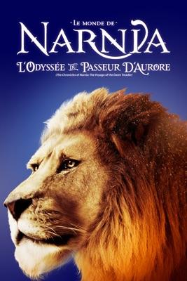 Jaquette dvd Le Monde De Narnia, Chapitre 3 : L'odyssée Du Passeur D'aurore