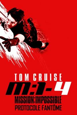 Mission: Impossible - Protocole Fantôme en streaming ou téléchargement