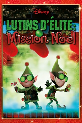 DVD Lutins d'Élite : Mission Noël