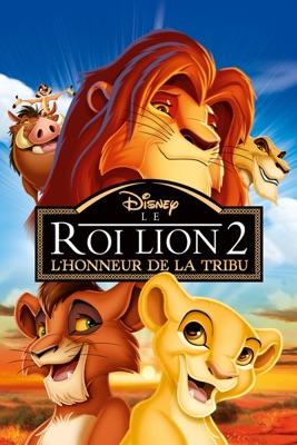 Jaquette dvd Le Roi Lion 2 : L'honneur De La Tribu