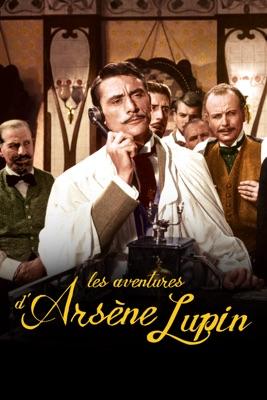 Les Aventures D'Arsène Lupin en streaming ou téléchargement