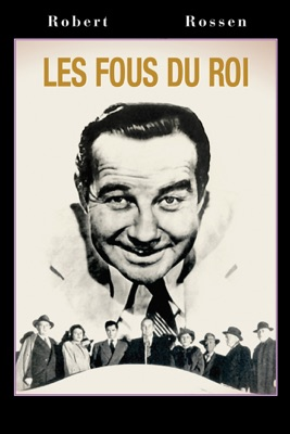 DVD Les fous du roi (All The King's Men)