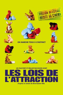 Jaquette dvd Les Lois De L'attraction (VOST) [Unrated]