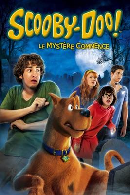 DVD Scooby-Doo - Le mystère commence