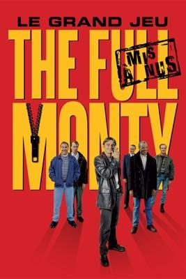 Jaquette dvd The Full Monty - Le Grand Jeu