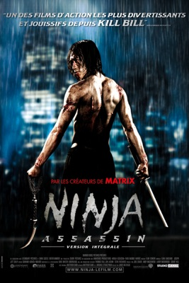 Ninja Assassin en streaming ou téléchargement