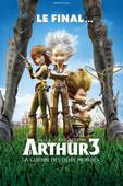 DVD Arthur 3 - La Guerre des Deux Mondes