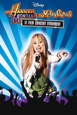Jaquette dvd Hannah Montana Et Miley Cyrus : Le Film-Concert Evénement
