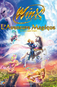 DVD Winx Club - L'adventure magique