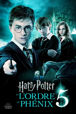 Harry Potter Et L'Ordre Du Phénix en streaming ou téléchargement