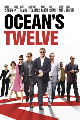 Ocean's Twelve en streaming ou téléchargement