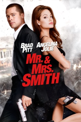 Télécharger Mr. & Mrs. Smith ou voir en streaming
