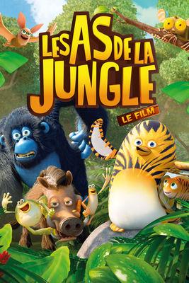 Jaquette dvd Les As De La Jungle : Le Film