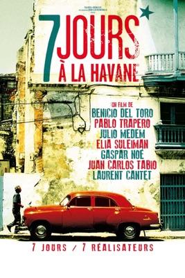Jaquette dvd 7 Jours à La Havane