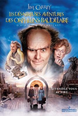 DVD Les Désastreuses Aventures Des Orphelins Baudelaire D'après Lemony Snicket