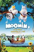 DVD Moomin et la folle aventure de l'été