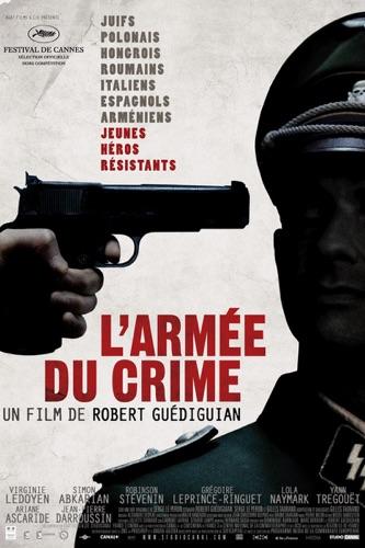 DVD L'armée Du Crime