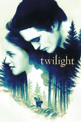 Jaquette dvd Twilight : Chapitre 1 - Fascination