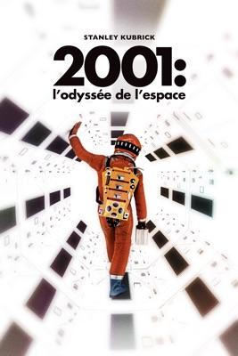 Jaquette dvd 2001 : L'odyssée De L'espace