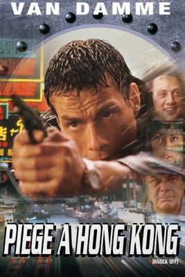 DVD Piege a Hong Kong