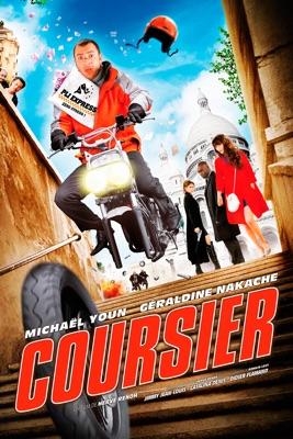 Jaquette dvd Coursier