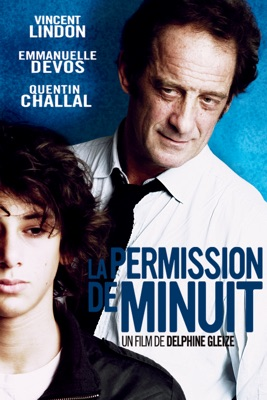 Jaquette dvd La Permission De Minuit