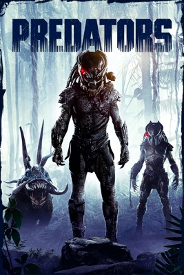 Jaquette dvd Predators