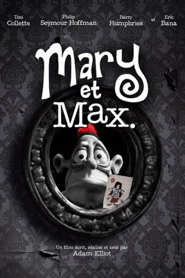 Jaquette dvd Mary et Max