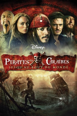 Pirates Des Caraïbes : Jusqu'au Bout Du Monde en streaming ou téléchargement