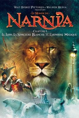 Jaquette dvd Le Monde De Narnia Chapitre 1 : Le Lion, La Sorcière Blanche Et L'armoire Magique