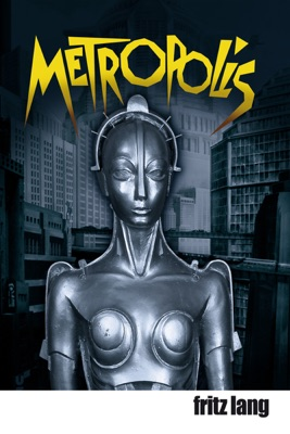 DVD Metropolis
