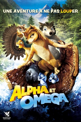 Jaquette dvd Alpha Et Omega
