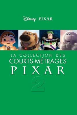 DVD La Collection des Courts-Métrages Pixar – Volume 2