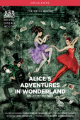 Jaquette dvd Alice's Adventures In Wonderland