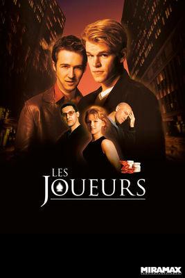 Jaquette dvd Les Joueurs (Rounders)
