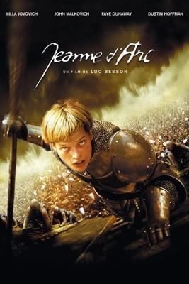 Jaquette dvd Jeanne D'arc (VOST)