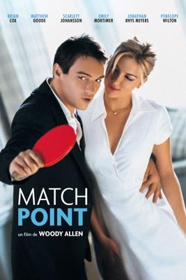 Match Point en streaming ou téléchargement