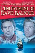 Jaquette dvd L'enlèvement De David Balfour