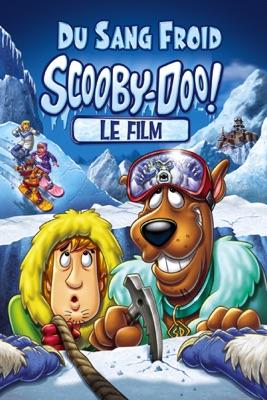 Jaquette dvd Du Sang Froid Scooby-Doo ! Le Film