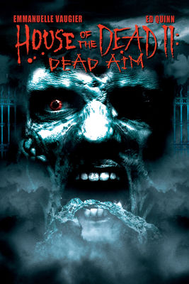 Jaquette dvd House Of The Dead 2